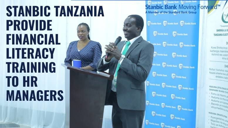 Stanbic Bank Tanzania financial literacy training