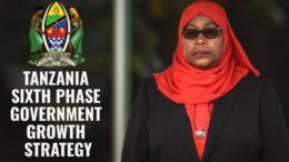 Tanzania Samia Suluhu Strategy 2021