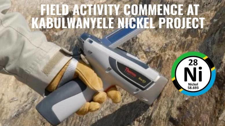 Kabulwanyele Nickel Project Tanzania
