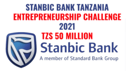 Stanbic Bank Tanzania Second-Entrepreneurship Challenge 2021
