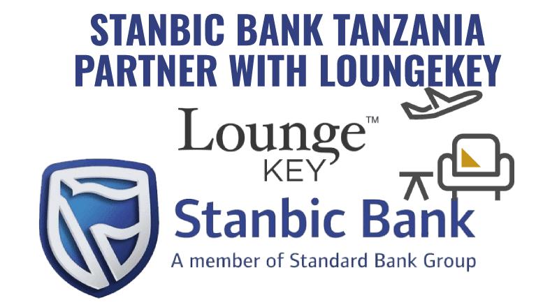 Stanbic Bank Tanzania LoungeKey