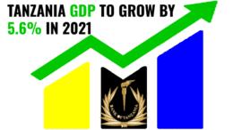 Tanzania GDP forecast 2021