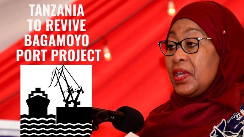 Tanzania Samia Suluhu Bagamoyo port project