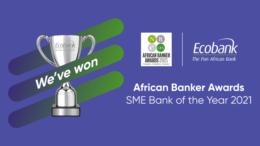 Ecobank African Banker Awards 2021 SME
