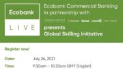 Ecobank-Microsoft Business Digital Skills