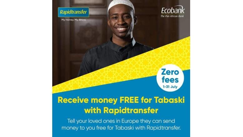 Ecobank RapidtEcobank Rapidtranfer FREE Tabaskiranfer FREE Tabaski