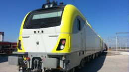 Hyundai Rotem Tanzania electric train