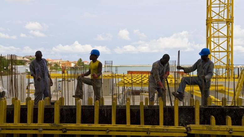Tanzania housing construction