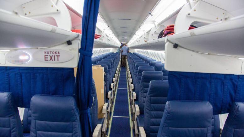 Tanzania Bombardier Dash 8 Q400 Aircraft