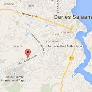 Dar Es Salaam Airport Hotel